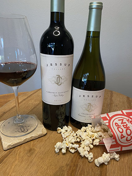 Special Event: Jessup Wine & Film Pairing (On Demand)
