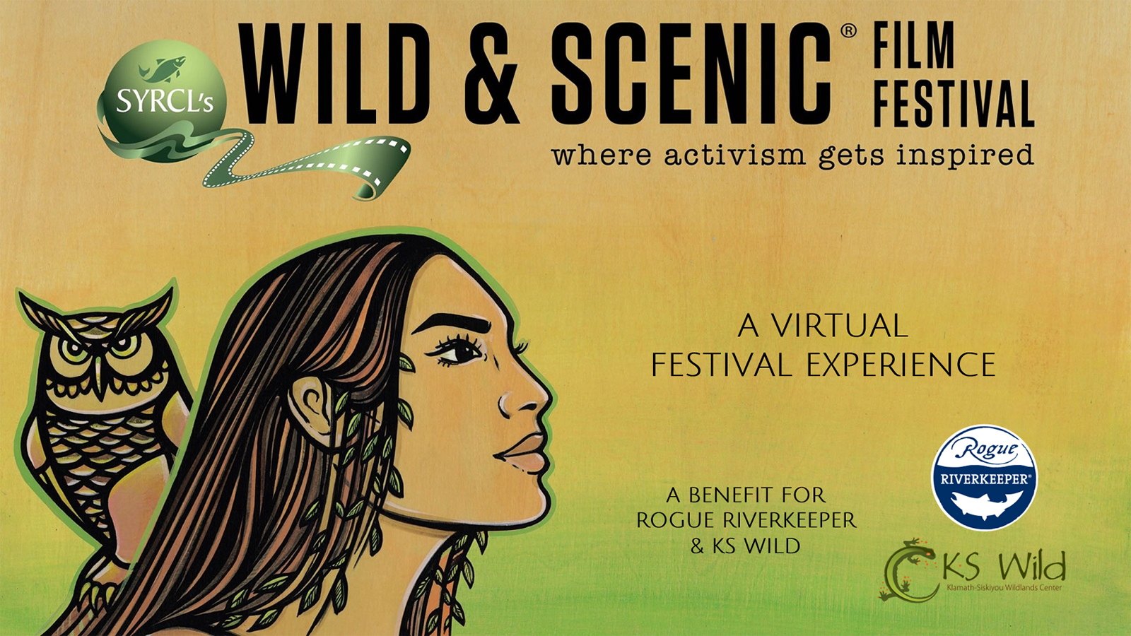 Rogue Riverkeeper & KS Wild Present SYRCL's Wild & Scenic Film Festival On Tour