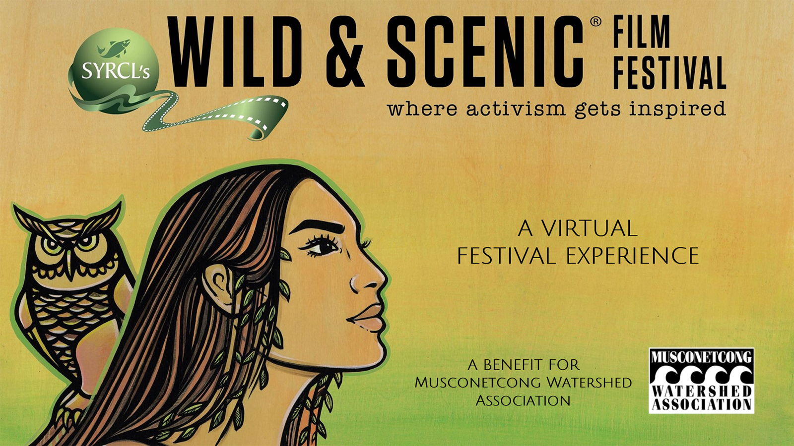 Musconetcong Watershed Association Presents SYRCL's Wild & Scenic Film Festival On Tour