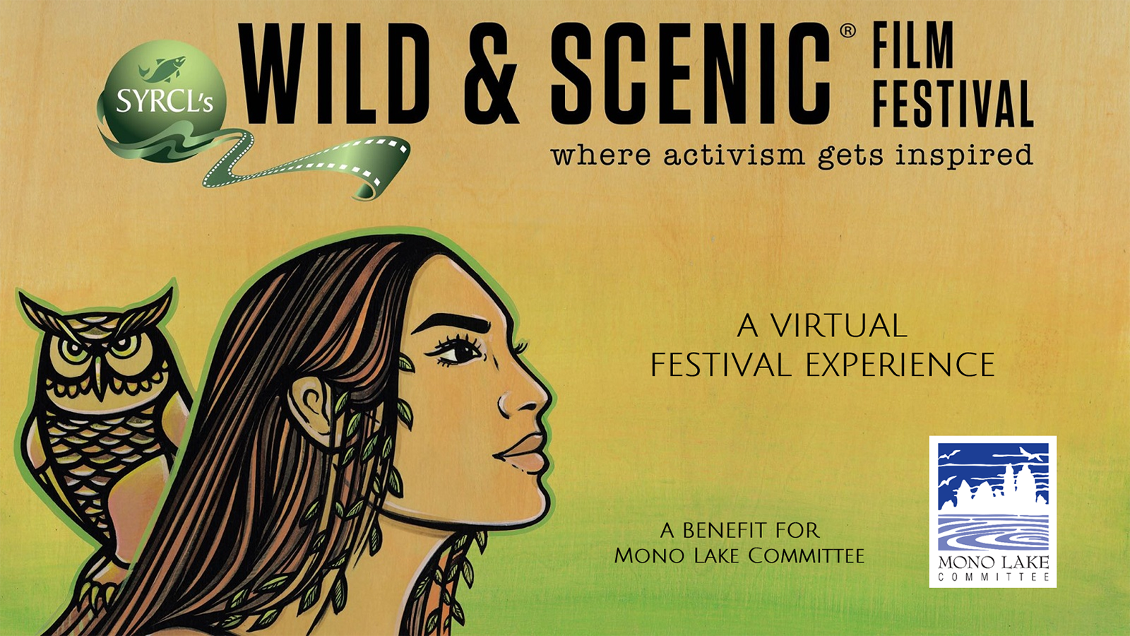 Mono Lake Committee Presents SYRCL's Wild & Scenic Film Festival On Tour