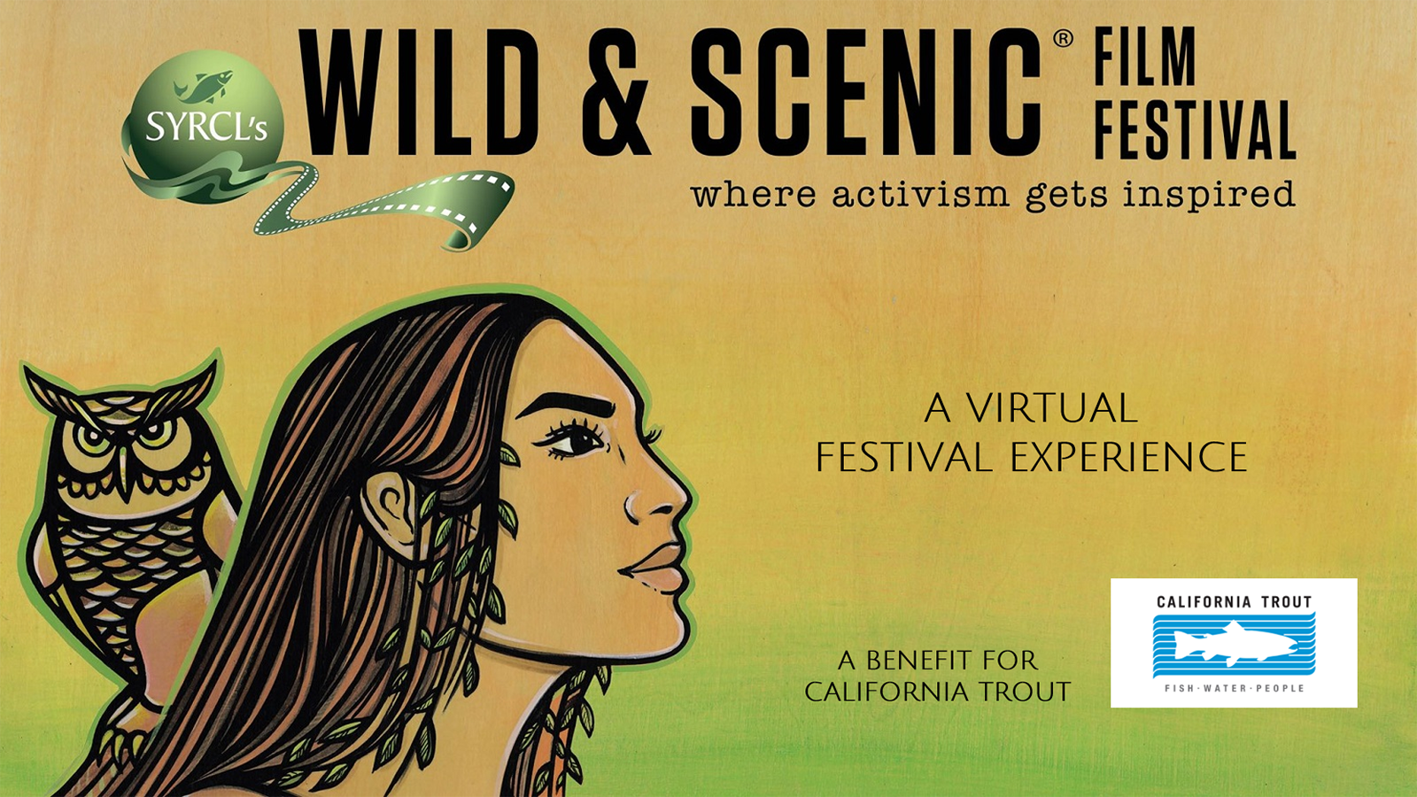 California Trout Present SYRCL's Wild & Scenic Film Festival On Tour