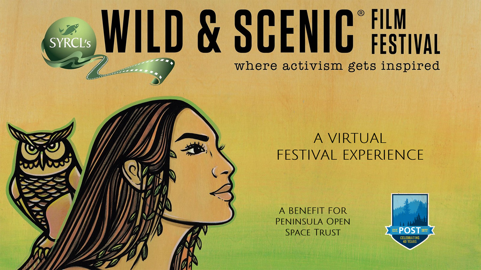 Peninsula Open Space Trust Presents SYRCL's Wild & Scenic Film Festival On Tour