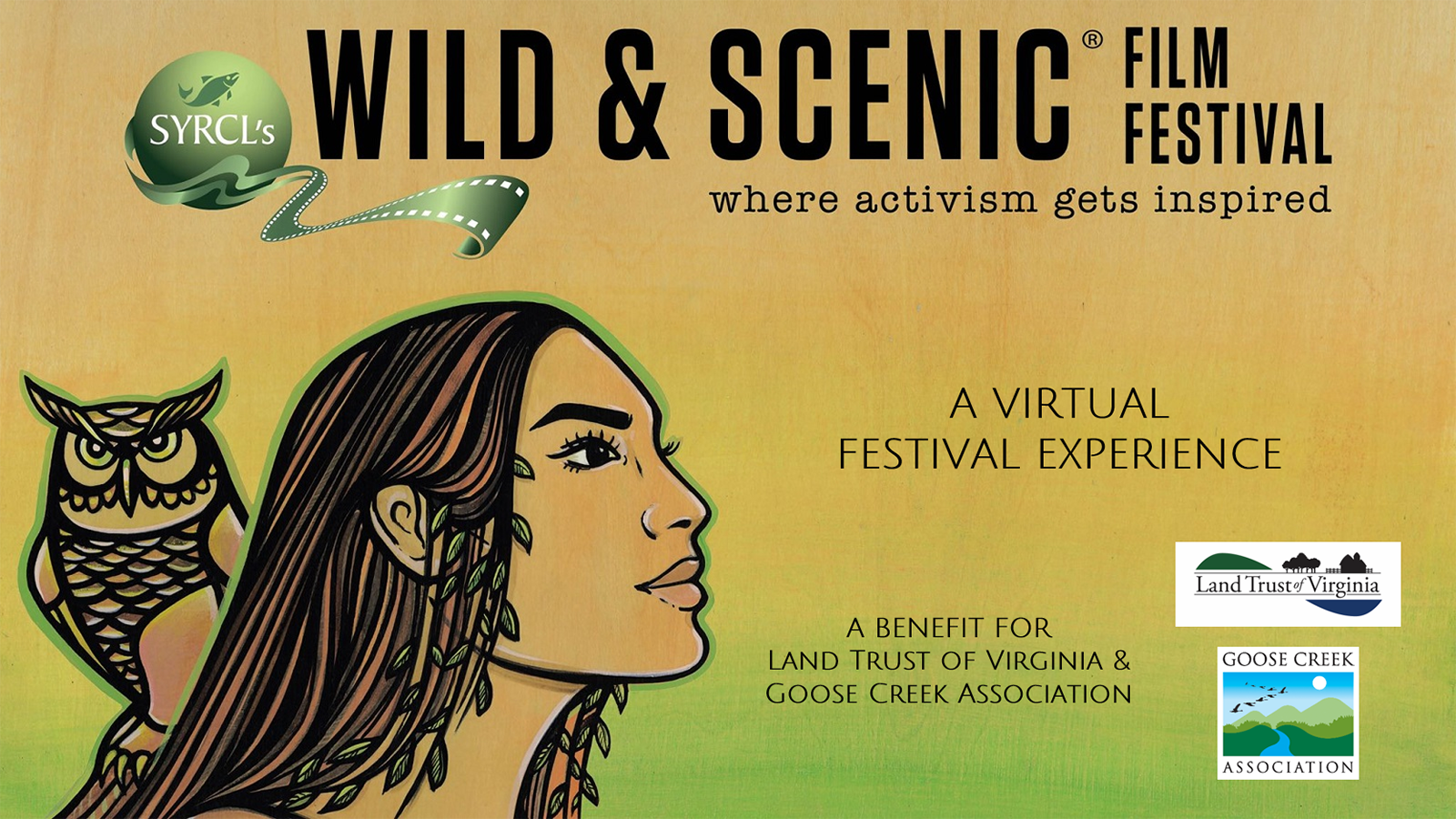 Land Trust of Virginia & Goose Creek Association Presents SYRCL's Wild & Scenic Film Festival On Tour
