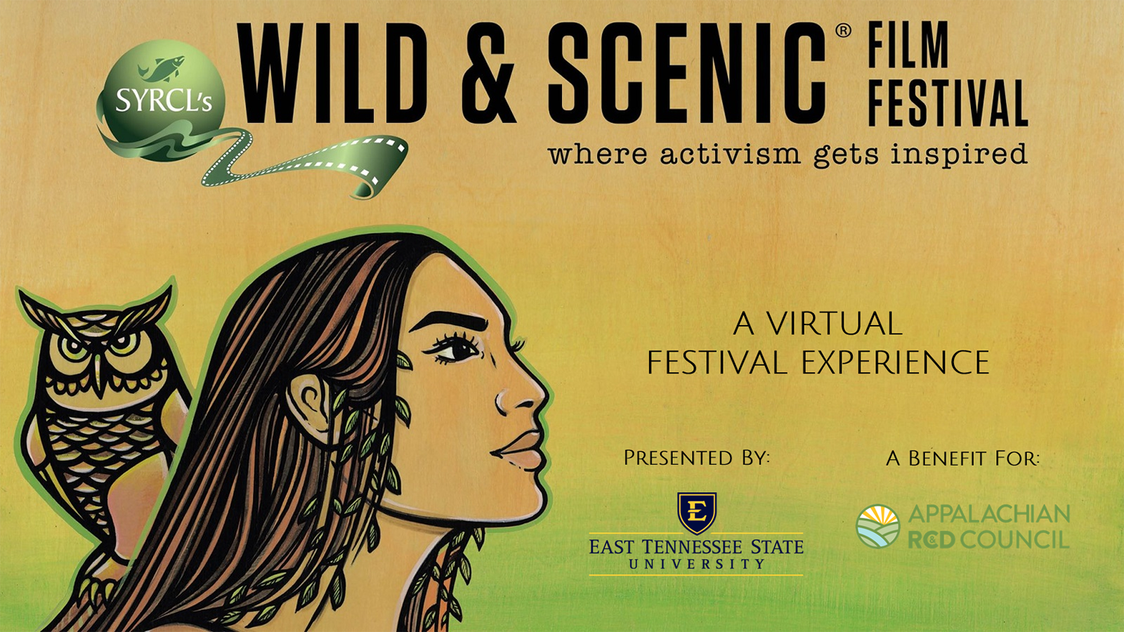 East Tennessee State University Presents SYRCL's Wild & Scenic Film Festival On Tour