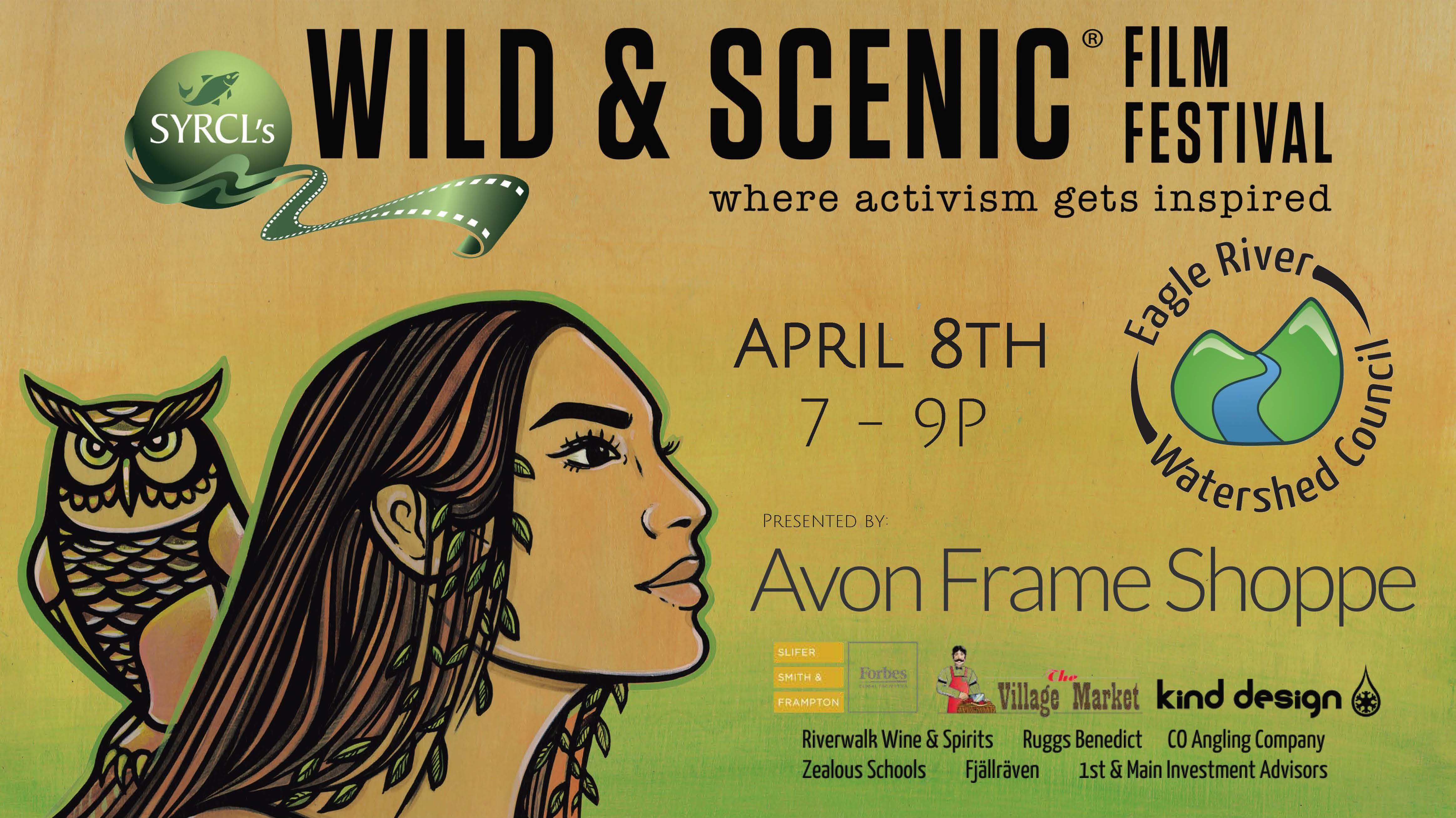 Eagle River Watershed Council Presents SYRCL's Wild & Scenic Film Festival On Tour
