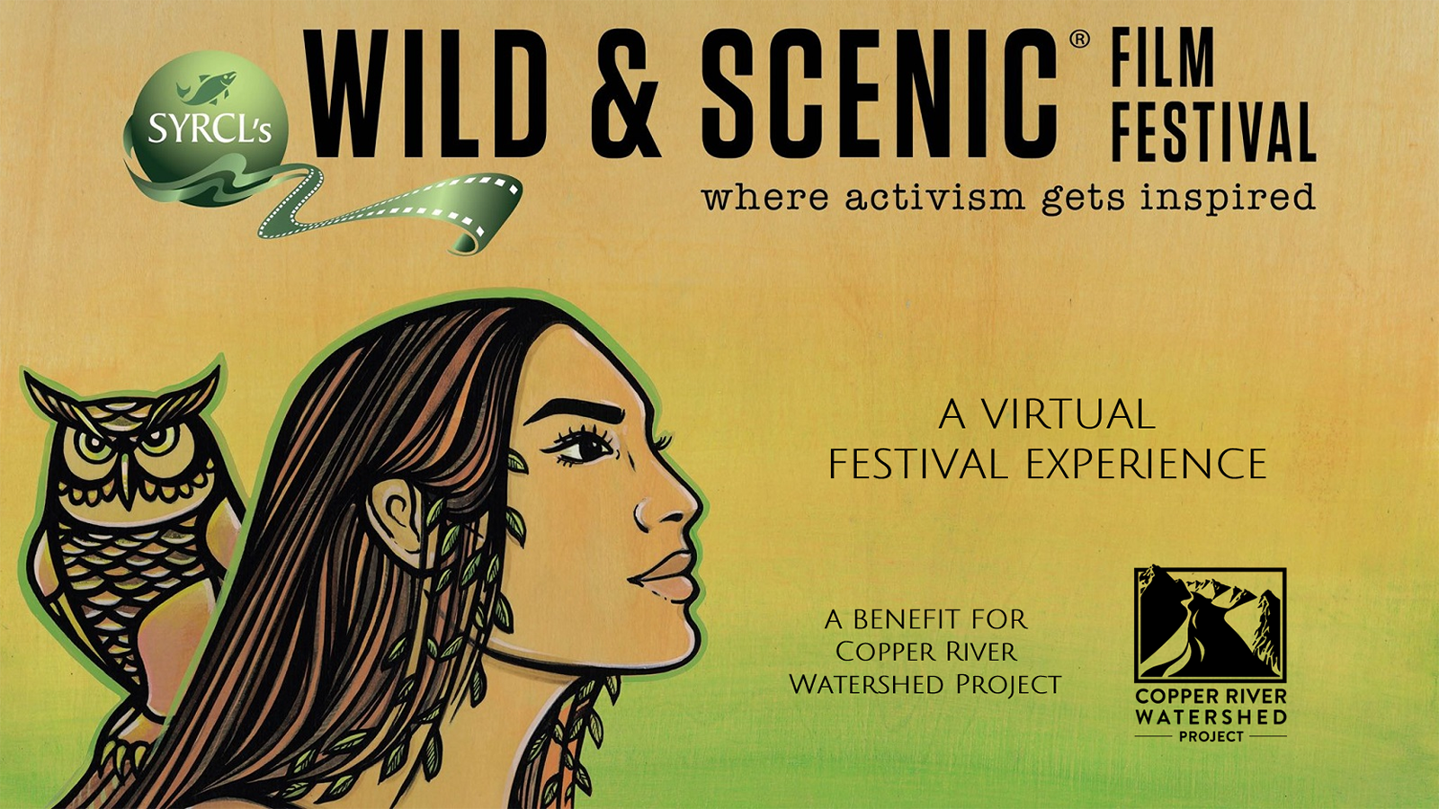 Copper River Watershed Project Presents SYRCL's Wild & Scenic Film Festival On Tour