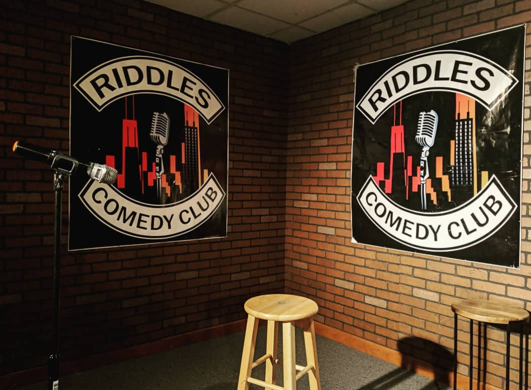 Feature: A Night of Riddles Comedy