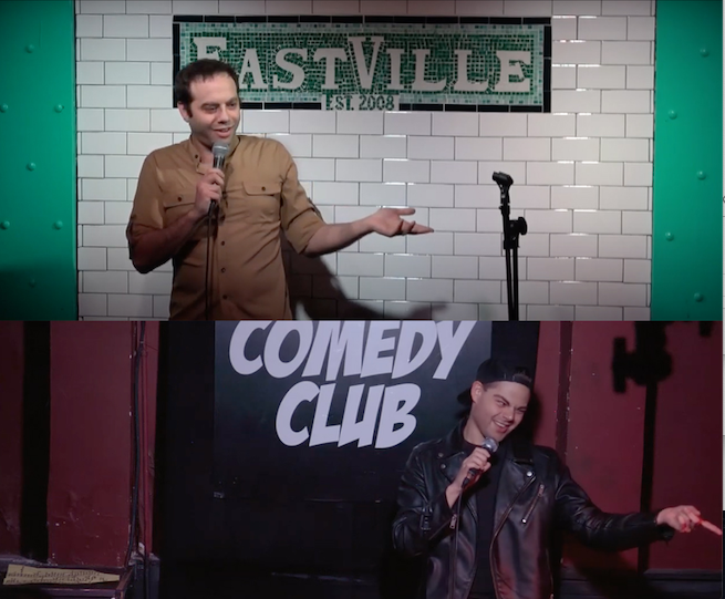 Standup Routines