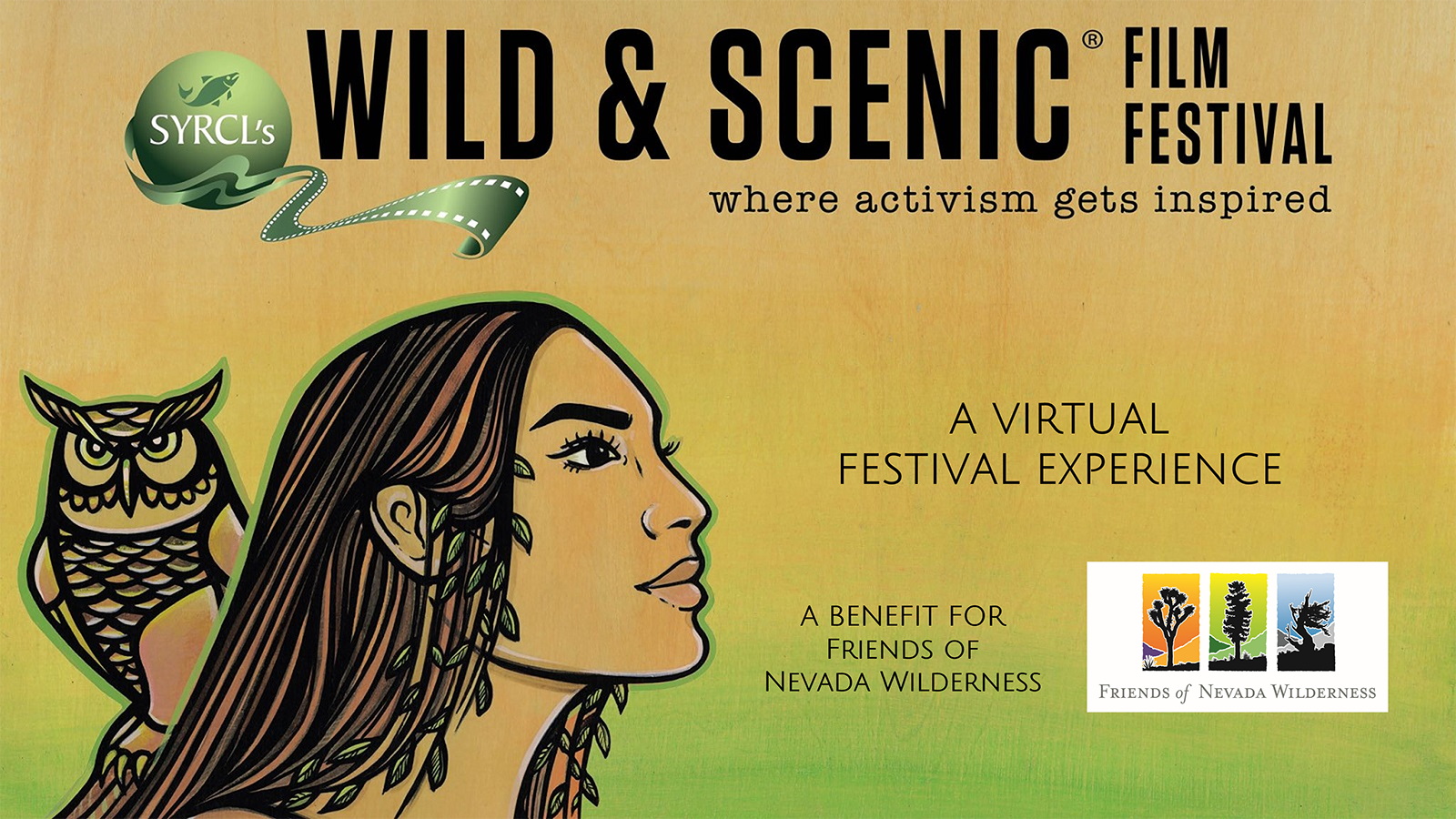 Friends of Nevada Wilderness Presents SYRCL's Wild & Scenic Film Festival On Tour