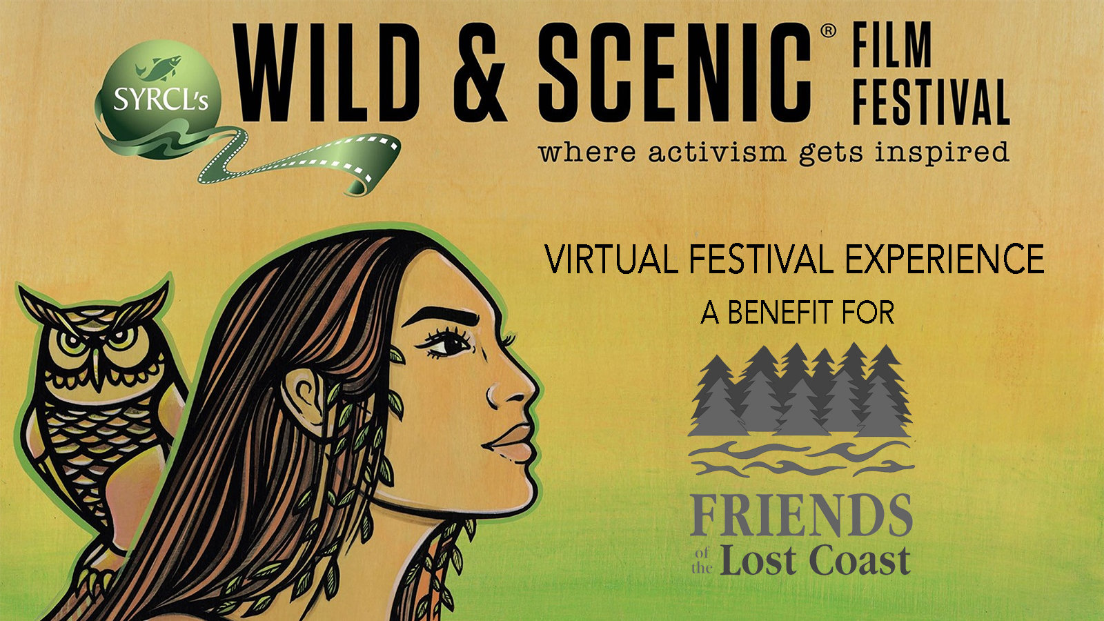 Friends of the Lost Coast Presents SYRCL's Wild & Scenic Film Festival On Tour