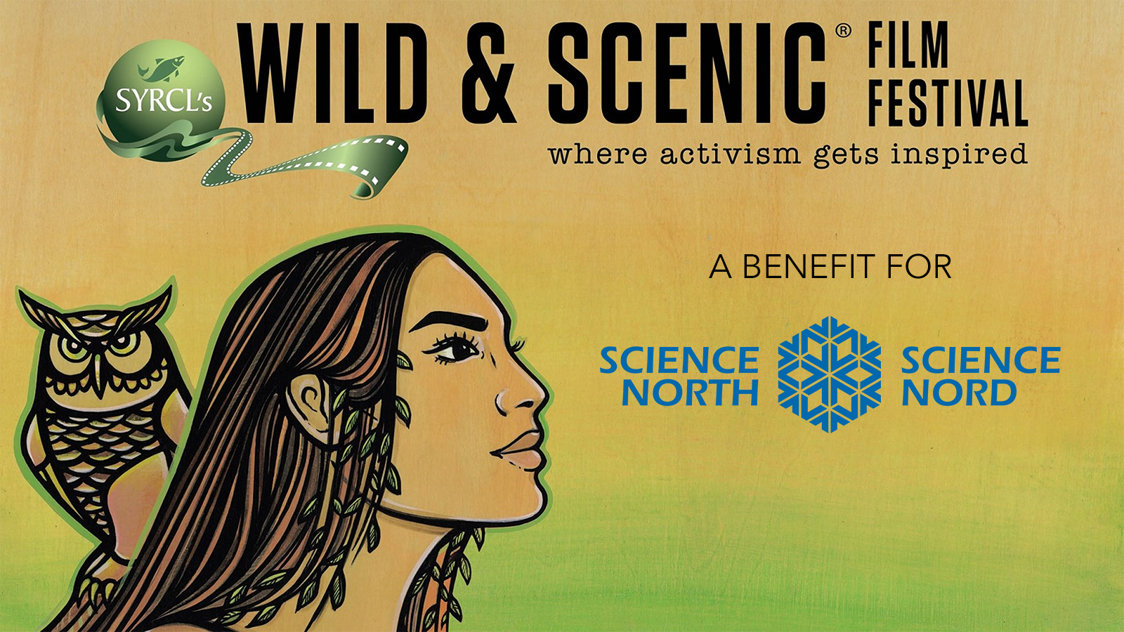Science North Presents SYRCL's Wild & Scenic Film Festival On Tour