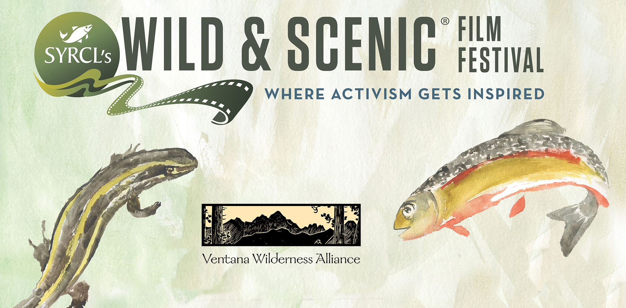 Wild & Scenic Film Festival On Tour from the Monterey Bay