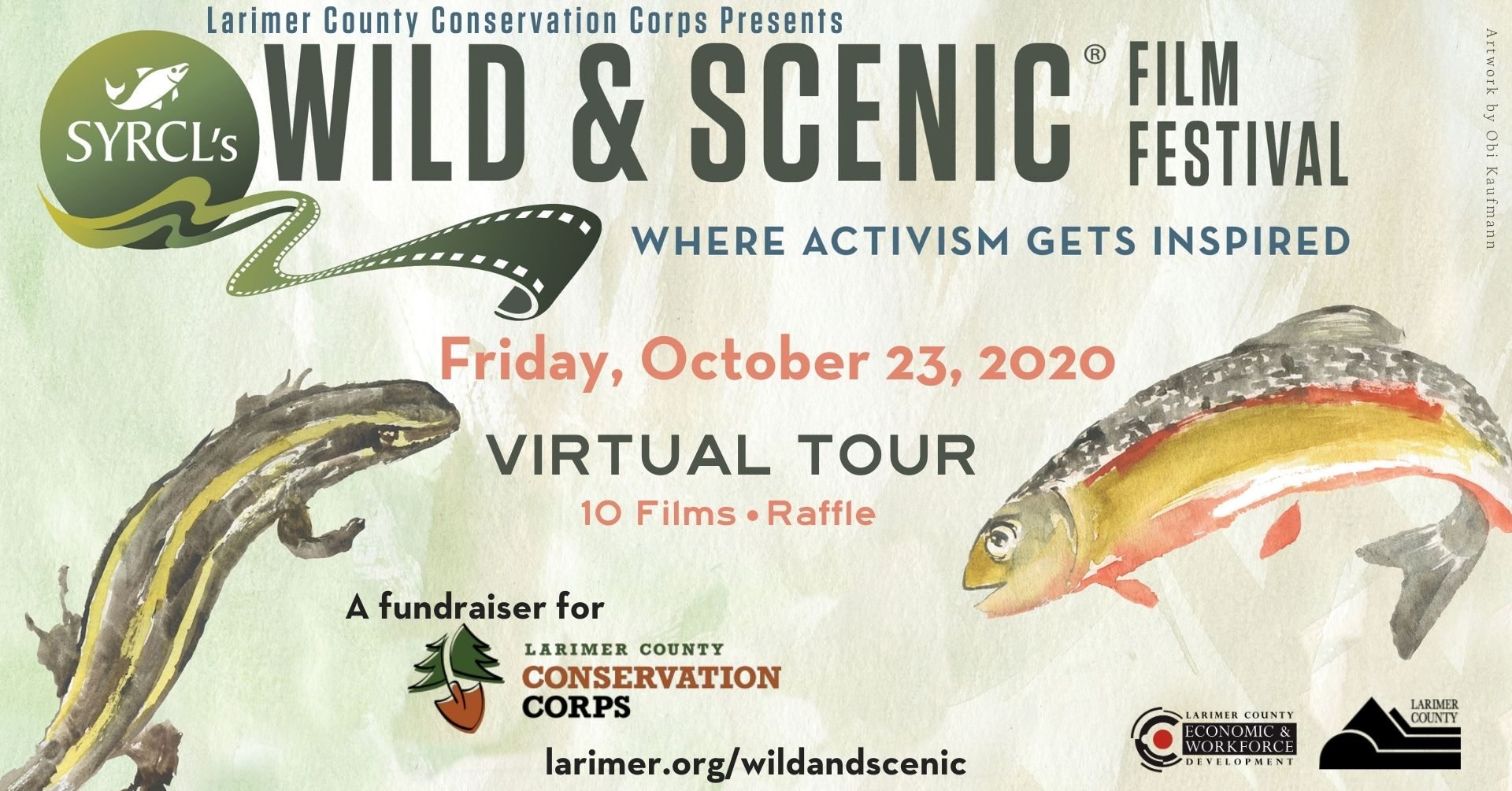Wild & Scenic Film Festival On Tour from Fort Collins